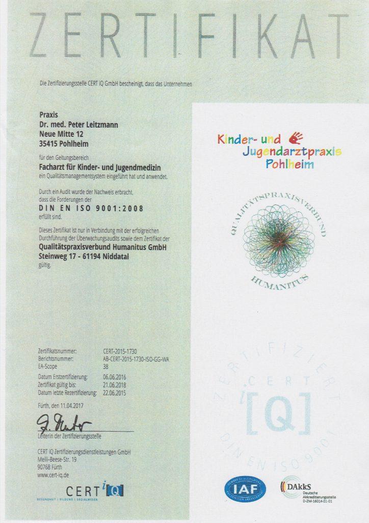 Kinderarzt Pohlheim